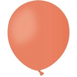balon pomaranczowy 5