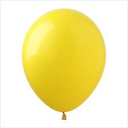 balony żółte 12