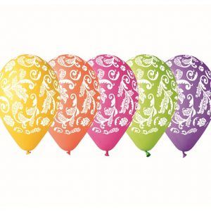 balony Gemar witraż