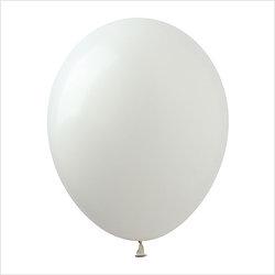 balony białe 12