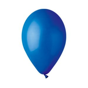 balony granatowe 12