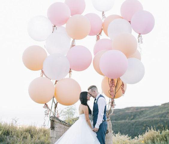 balony z helem na sesję zdjęciową_1