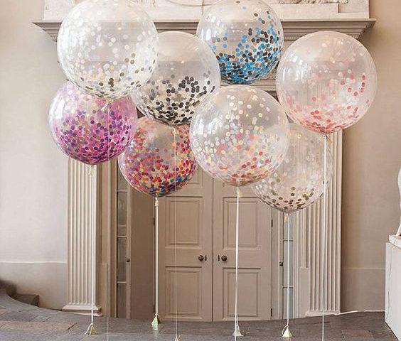 dekoracje balonowe na wesele, sesje zdjeciowe, balony z helem