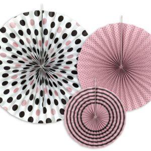 Rozety dekoracyjne papierowe sweets