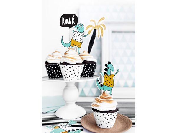 dekoracje urodzinowe, candy-bar, dekoracje na roczek, papilotki do muffinek, papilotki do babeczek