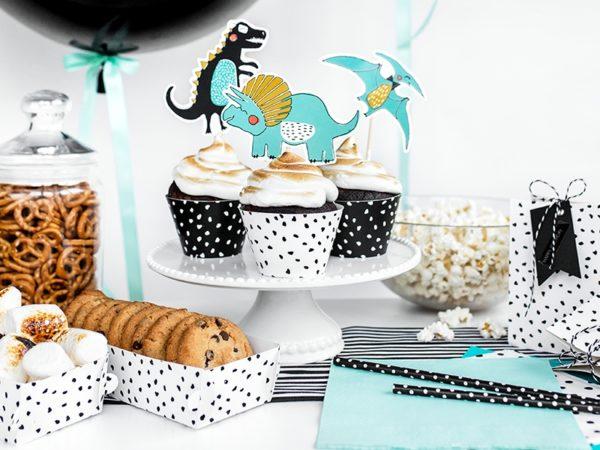 papilotki do muffinek, papilotki do babeczek, dekoracje candy-bar, dekorcje urodzinowe, dekoracje na chrzciny, dekoracje na roczek, dekoracje na ślub