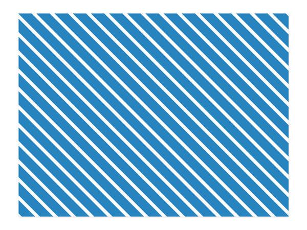 podkładka dekoracyjna na stół candy bar, niebieska