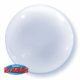 balon foliowy 24'', 60 cm bubble deco transparentny