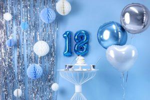 bukiet balonowy, dekoracje balonowe