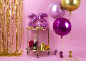 dekoracje i bukiety z balonów