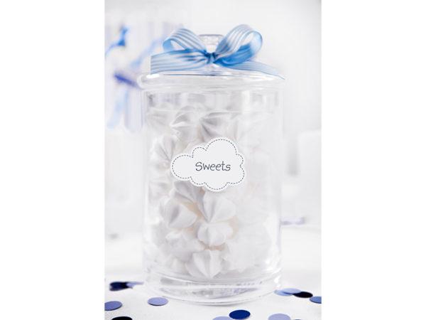 etykietki candy-bar, etykietki słodki stół