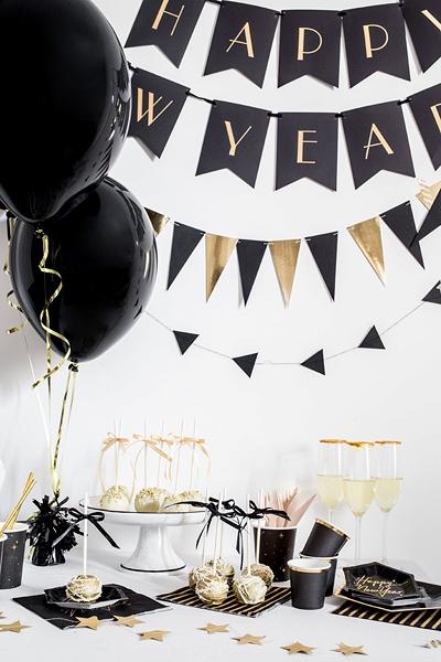 girlandy na przyjęcia, banery na przyjęcia, dekoracje na przyjęcia