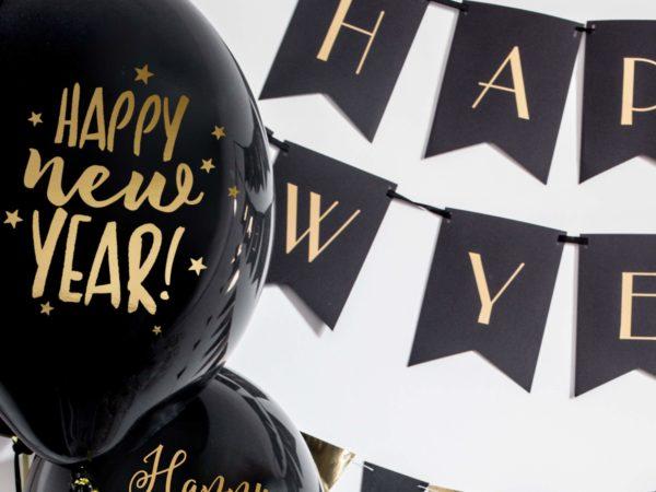 balony na karnawał, balony na nowy rok, balony na sylwestra