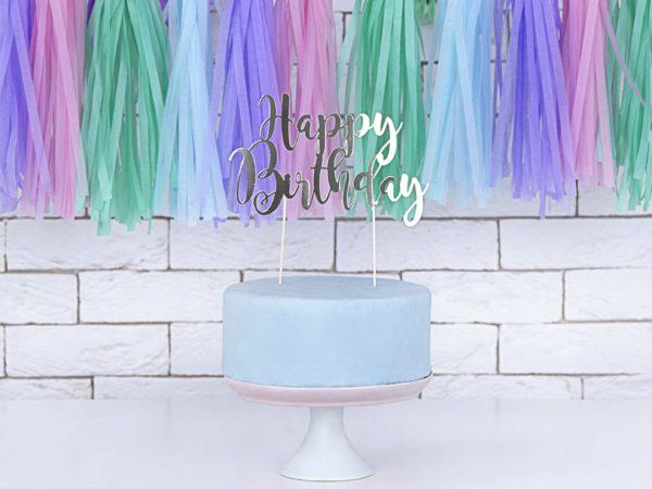 dekoracje urodzinowe na torty i ciasta, ozdoby na torty i ciasta, toppery