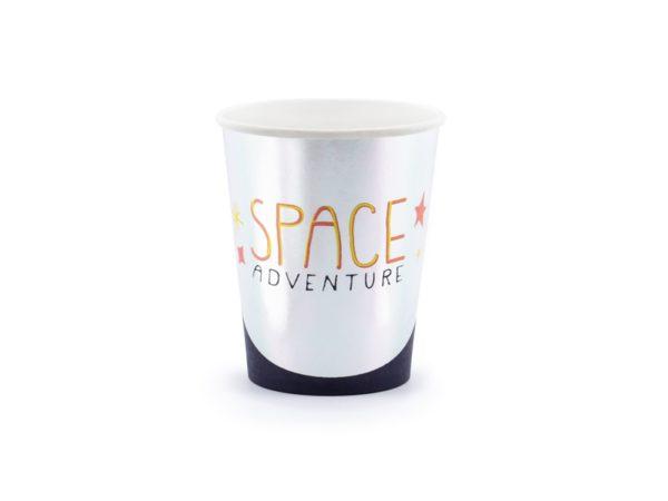 kubeczki do napojów kosmos, space cups for drinks