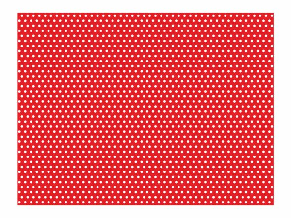 podkładki papierowe na stół, czerwone podkładki papierowe, dekoracyjne podkładki papierowe na walentynki