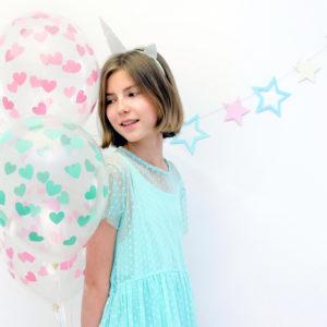 Balony lateksowe (gumowe)