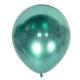 balon zielony chromowany na 18stki, wesela, karnawał, dekoracje balonowe