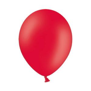 czerwone balony Strong Balloons 30 cm