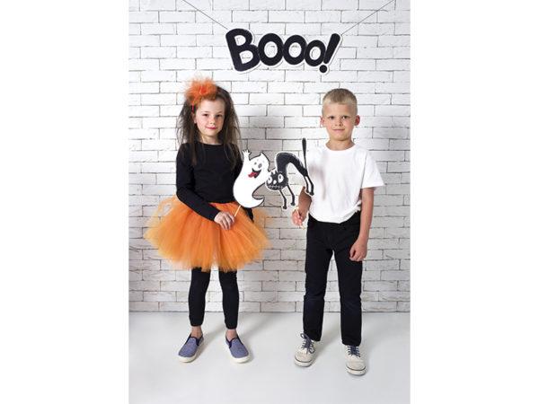 dekoracje do zdjęć na Halloween, papierowe dekoracje na Halloween, gadżety do zdjęć na Halloween, photo Halloween decoration