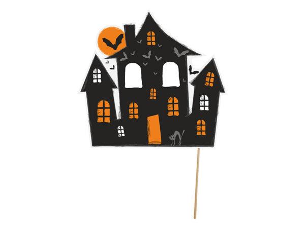 papierowe dekoracje na Halloween, dekoracje do zdjęć na Halloween, gadżety do zdjęć na Halloween