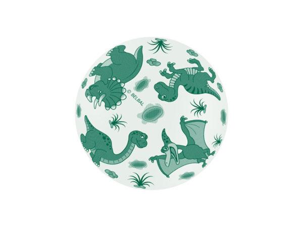 balon 30 cm dinozaury, balon urodzinowy w dinozaury, balon dinozaury, ,