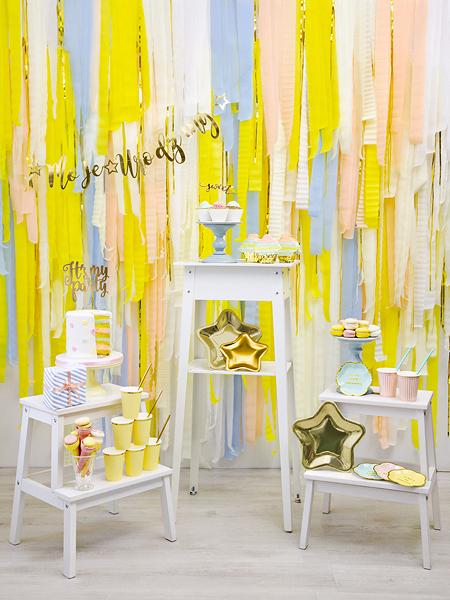baner urodzinowy moje urodziny złoty, złoty baner urodzinowy, złote dekoracje urodzinowe, złote dekoracje imprezowe