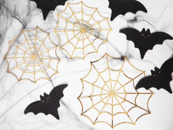 serwetki na imprezę halloween, dekoracje na halloween, serwetki papierowe nietoprzerze, serwetki papierowe na halloween,