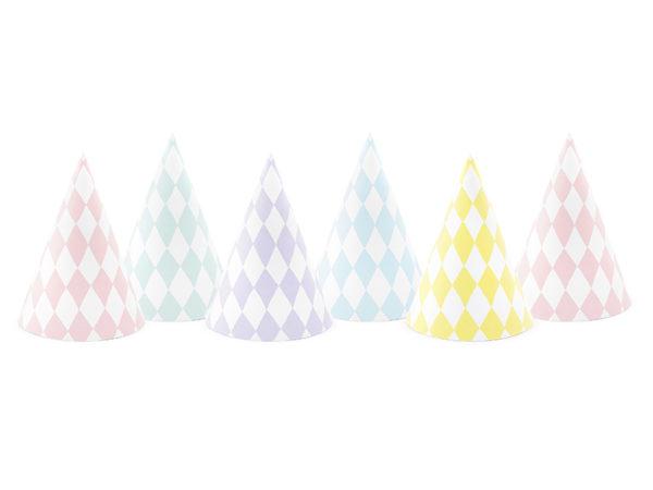 czapeczki na urodziny, czapeczki na impreze dla dziecka, urodzinowe czapeczki dla dziewczynki, urodzinowe czapeczki dla chłopca