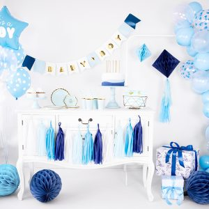 Kolekcja niebieska